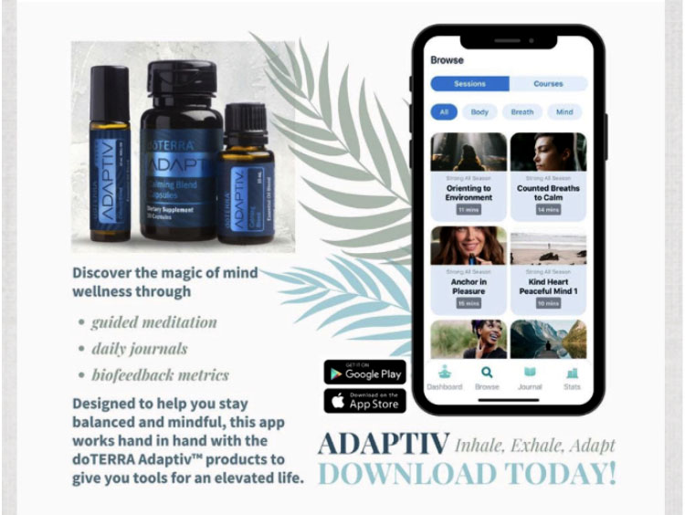 Learn More About Essential Oils from The Yoga Connection 1103